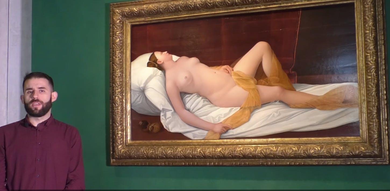 La Nuda di Bernardino Licinio