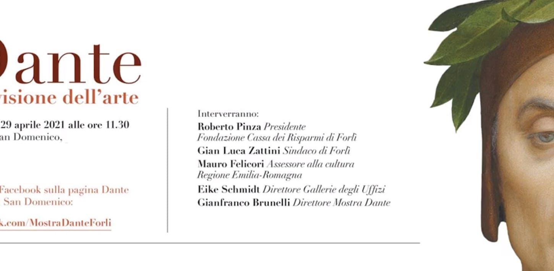 """Conferenza stampa della mostra """"Dante. La visione dell'arte"""""""