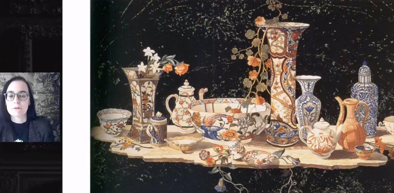 Rita Balleri - Apparecchiature da tavola tra gli Asburgo-Lorena e i Bonaparte in Toscana