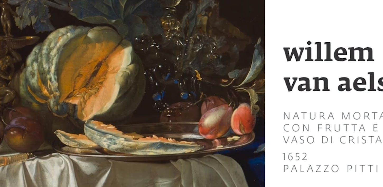 A tavola con Guglielmo il Fiammingo. Un piatto ispirato alle nature morte di Van Aelst