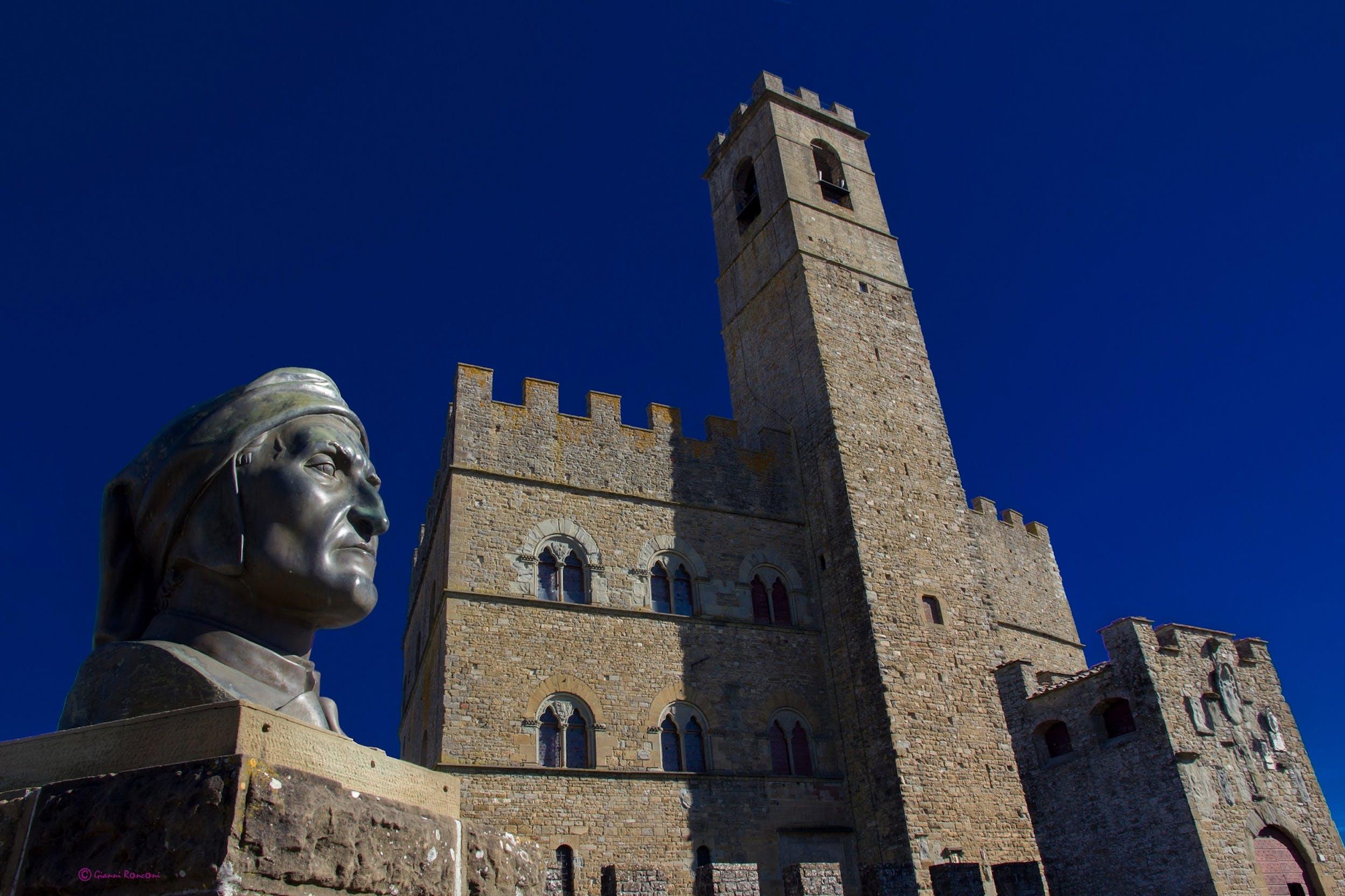 Poppi, il Castello dei Conti Guidi
