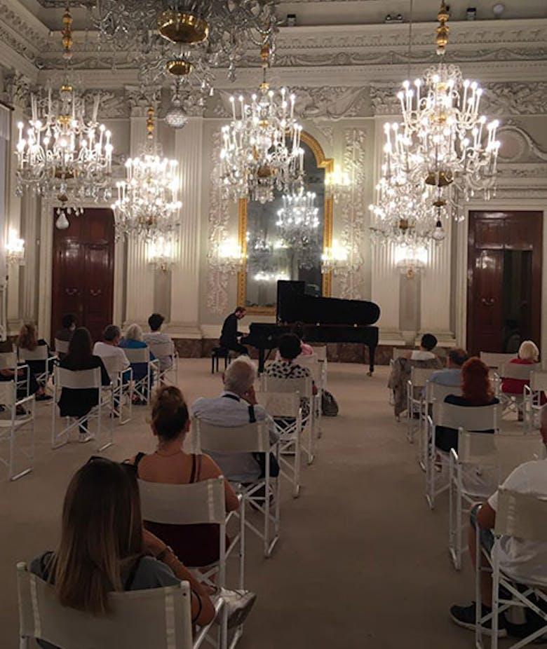 Torna la 'Reggia in musica' a Palazzo Pitti