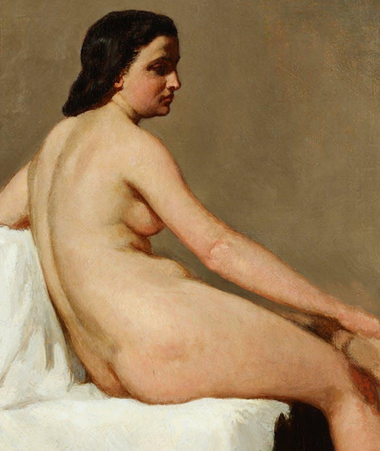 Elihu Vedder e il suo circolo artistico internazionale a Firenze, 1857-1860