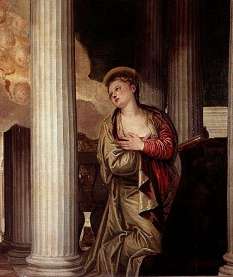 Le Annunciazioni di Paolo Veronese