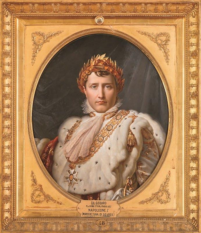 Jean Georget, Napoleone I