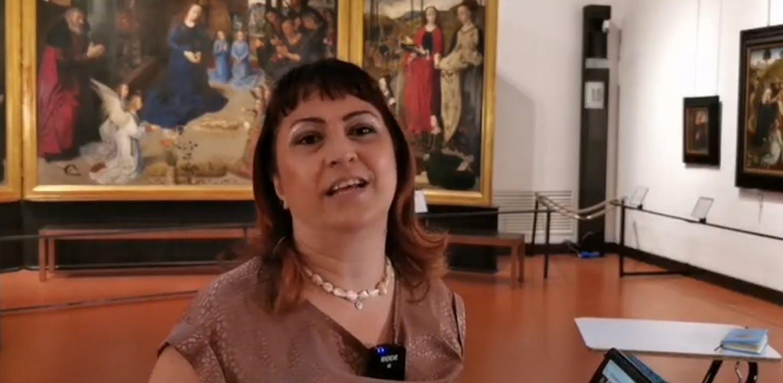 I pittori fiamminghi agli Uffizi