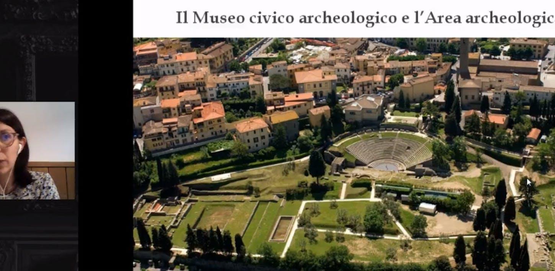"""Chiara Ferrari - Il Museo Civico Archeologico di Fiesole si racconta. Da """"piccolo caos archeologico"""" a luogo di riscoperta della città antica"""