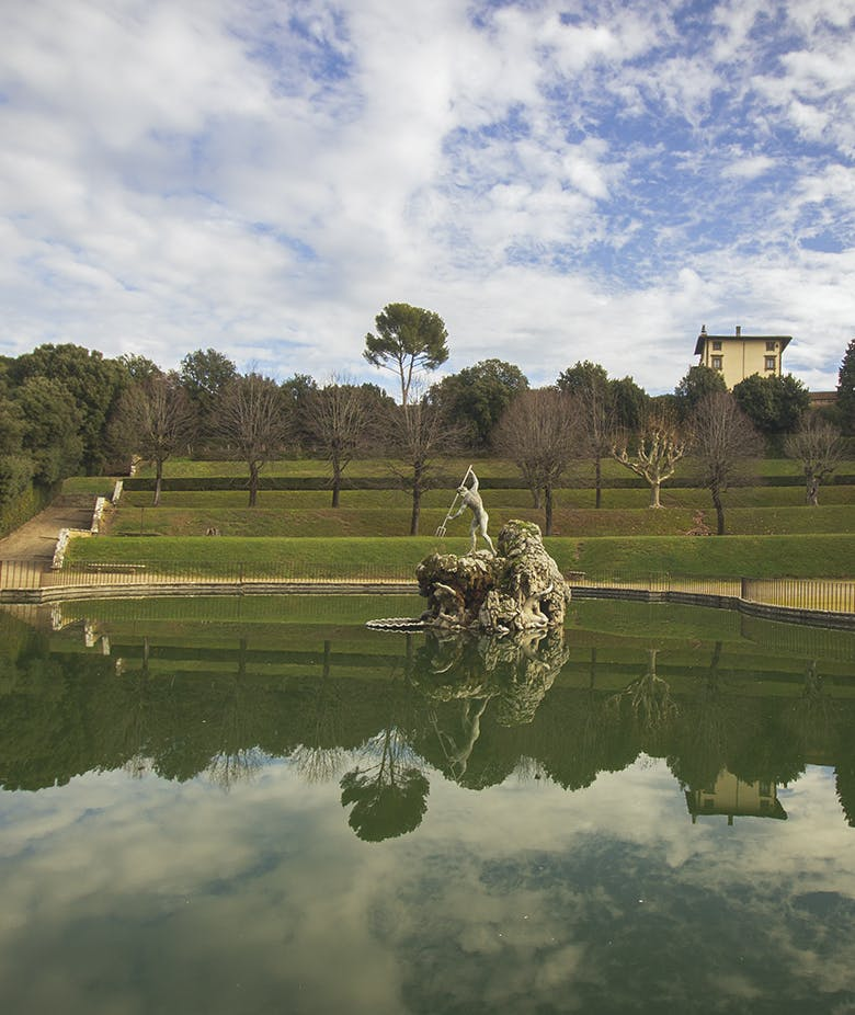 Boboli giardino letterario
