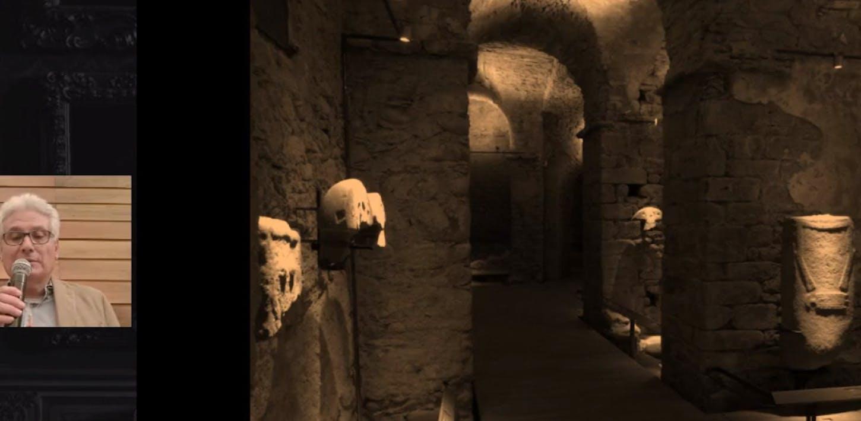 Angelo Ghiretti - Il Museo delle Statue Stele Lunigianesi nel castello del Piagnaro (Pontremoli, MS). Un'esposizione di grande fascino abbinata ad un laboratorio di ricerca