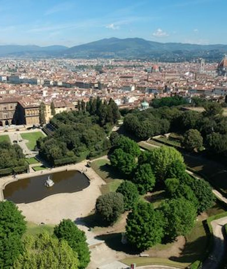 Boboli Gardens. Reservation required on Saturdays and public holidays