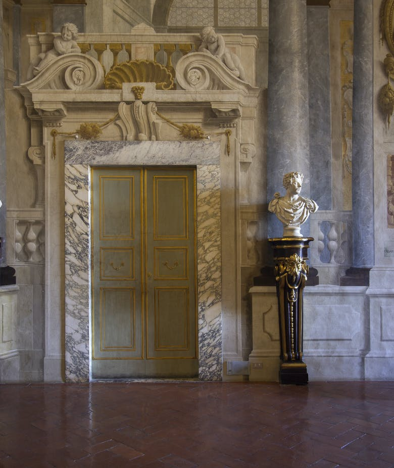 Temporary closure of some rooms of the Palace