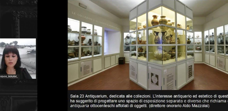 Chiara Valdambrini - Il Museo Archeologico e d'Arte della Maremma (MAAM) e la sua storia: persone, arte e archeologia
