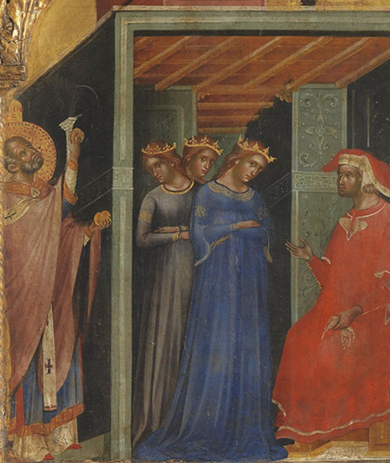 Elemosina di san Nicola
