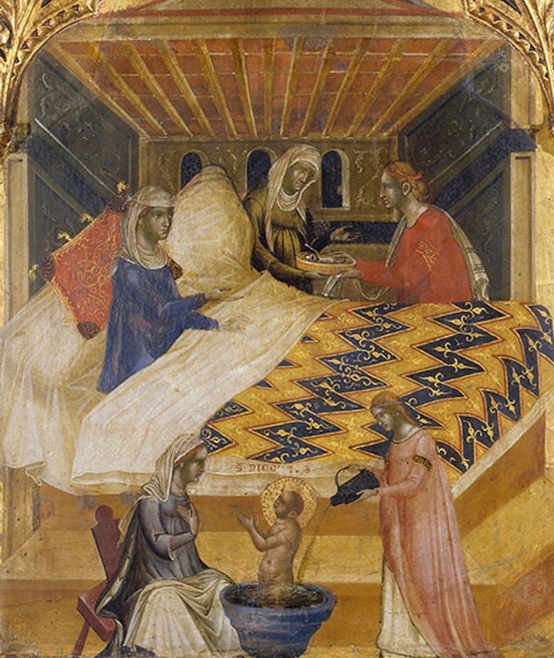 Nascita di san Nicola