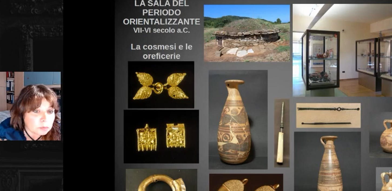 Cinzia Murolo - Il museo archeologico del territorio di Populonia: vent'anni al servizio della comunità