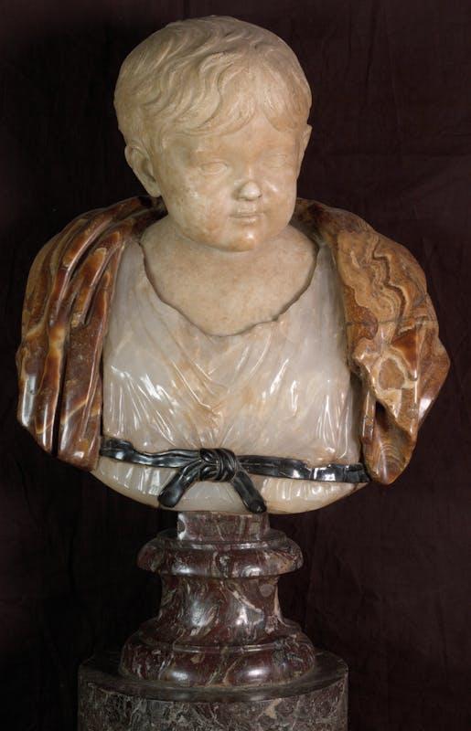A misura di bambini. Crescere nell'antica Roma, Sala Detti e Sala del Camino, Galleria degli Uffizi, 23 novembre 2021 - 24 aprile 2022