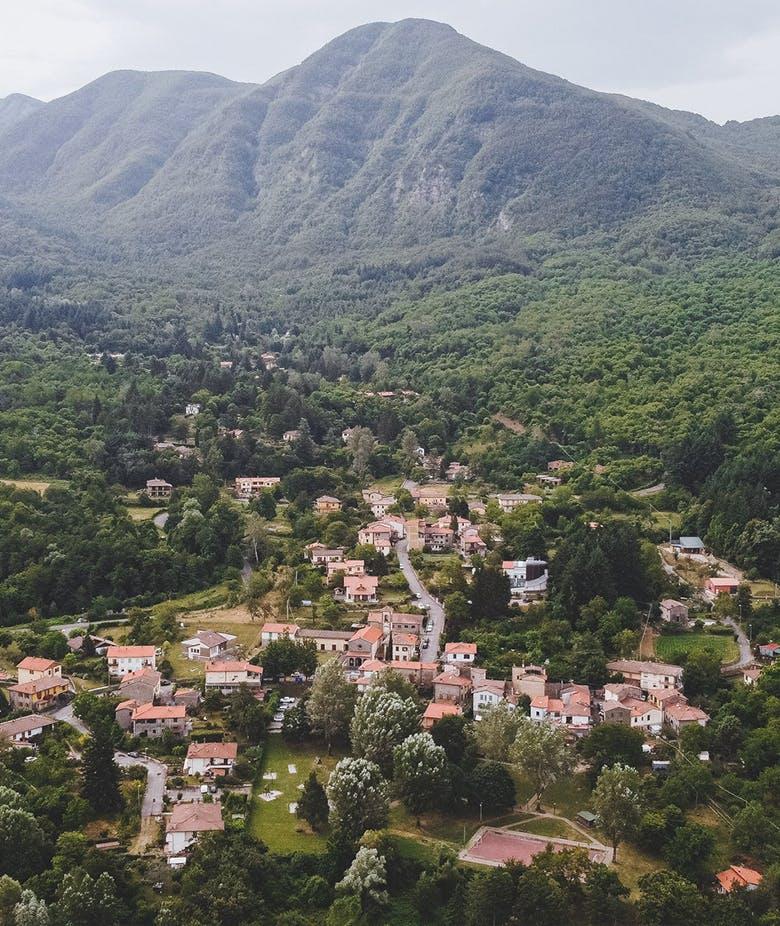 San Godenzo - Il Castagno d'Andrea