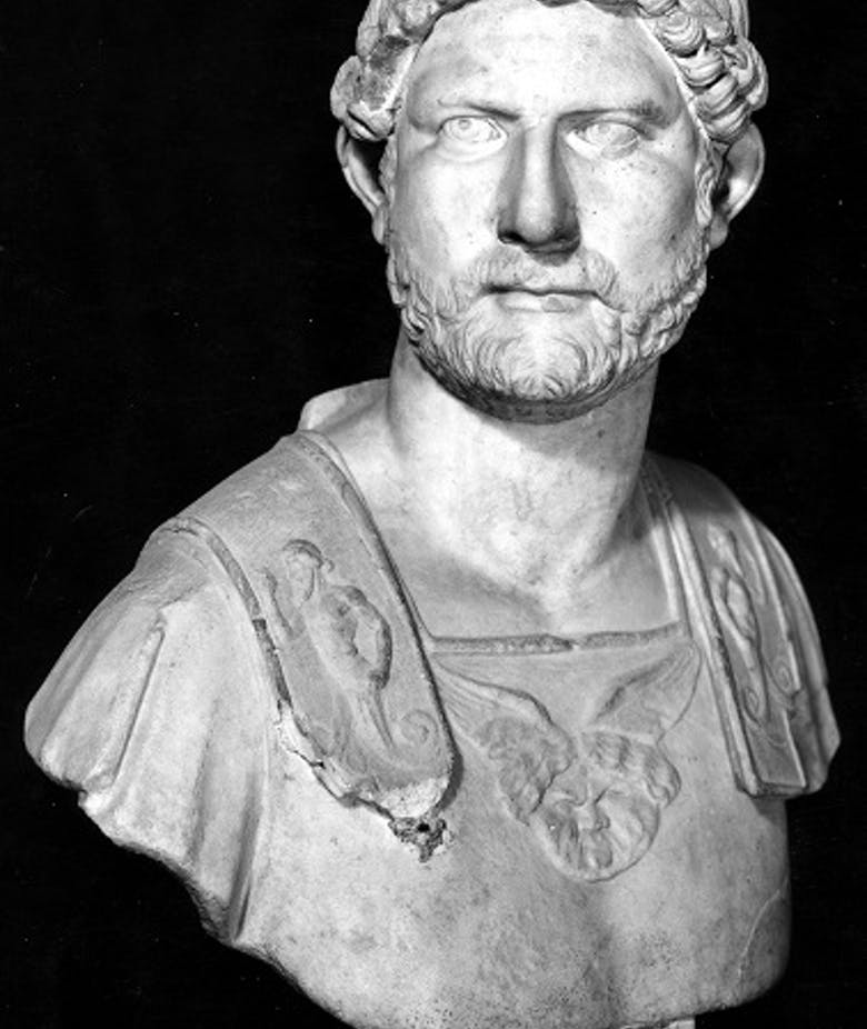 Portrait of Hadrian