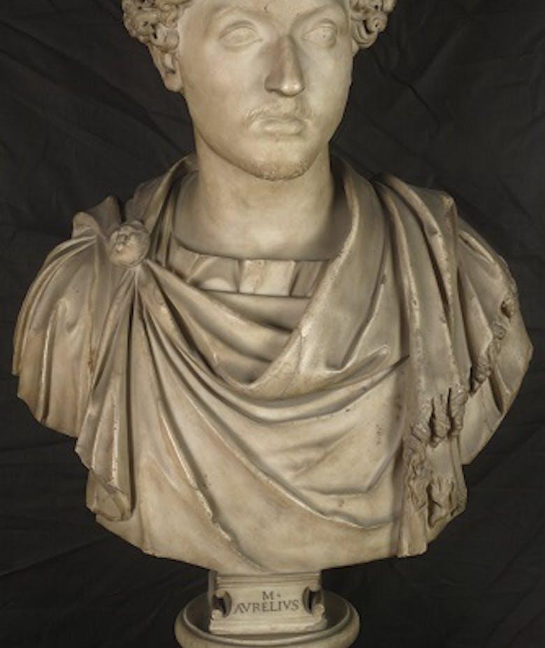 Portrait of Marcus Aurelius