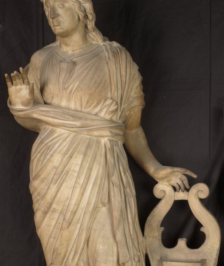 Muse of Atticus of Aphrodisia